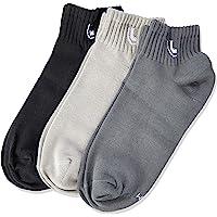 Kit 3 meias básicas cano baixo, Lupo, Unissex Adulto