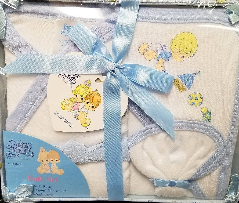 Amazon Com Dpw Precious Moments Boy Baby Shower Gift Set