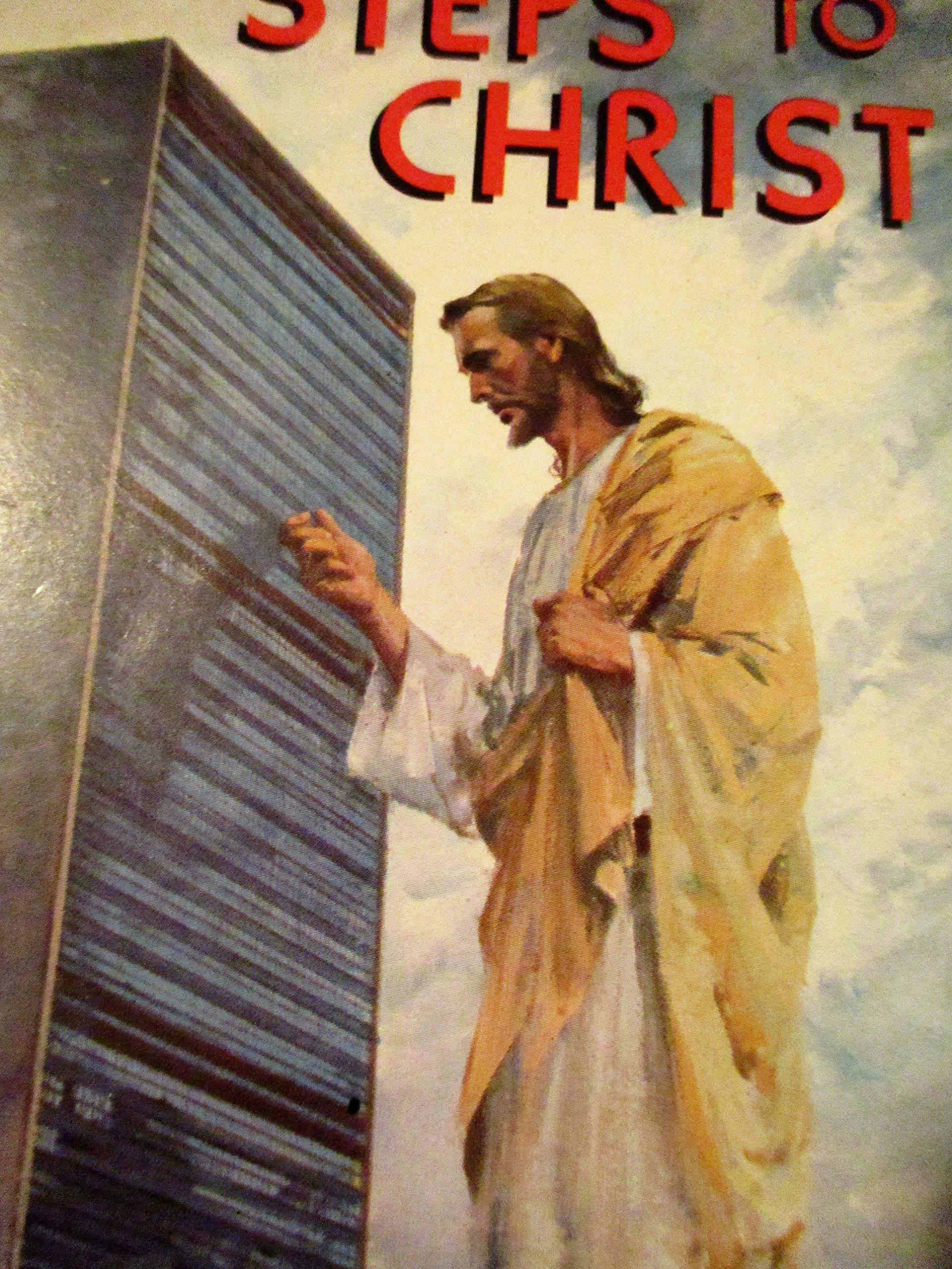 Steps to Christ: Ellen G. White: 9780828012348: Amazon.com: Books