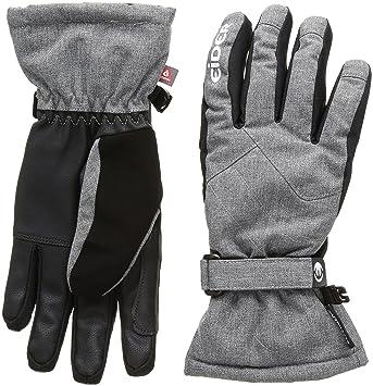 Eider silvaplanaiiwgv Damen Handschuhe XS Heather Grey Camping & Outdoor Bekleidung