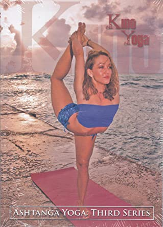 Amazon.com: Ashtanga Yoga: Third Series (Kino Yoga): Kino ...