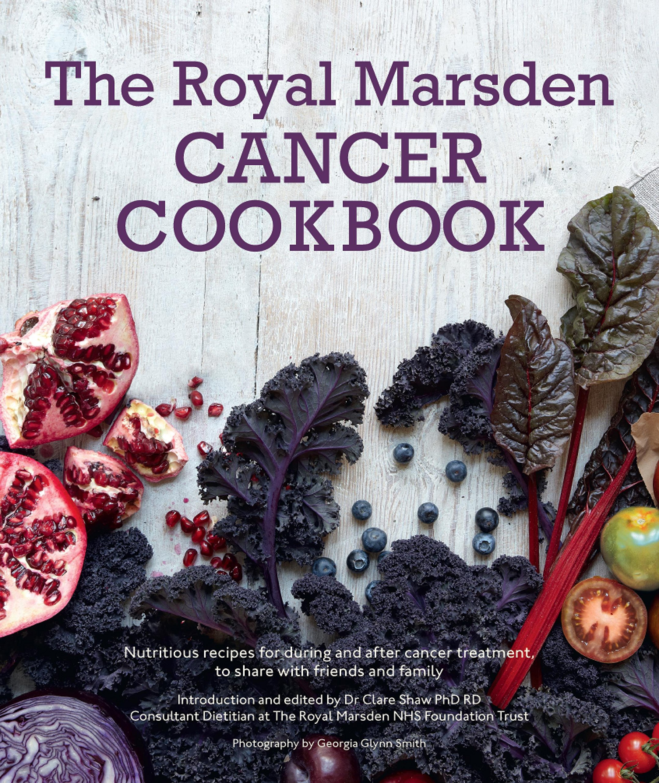 Royal marsden cancer cookbook nutritious recipes for during and royal marsden cancer cookbook nutritious recipes for during and after cancer treatment to share with friends and family amazon clare shaw phd rd forumfinder Choice Image