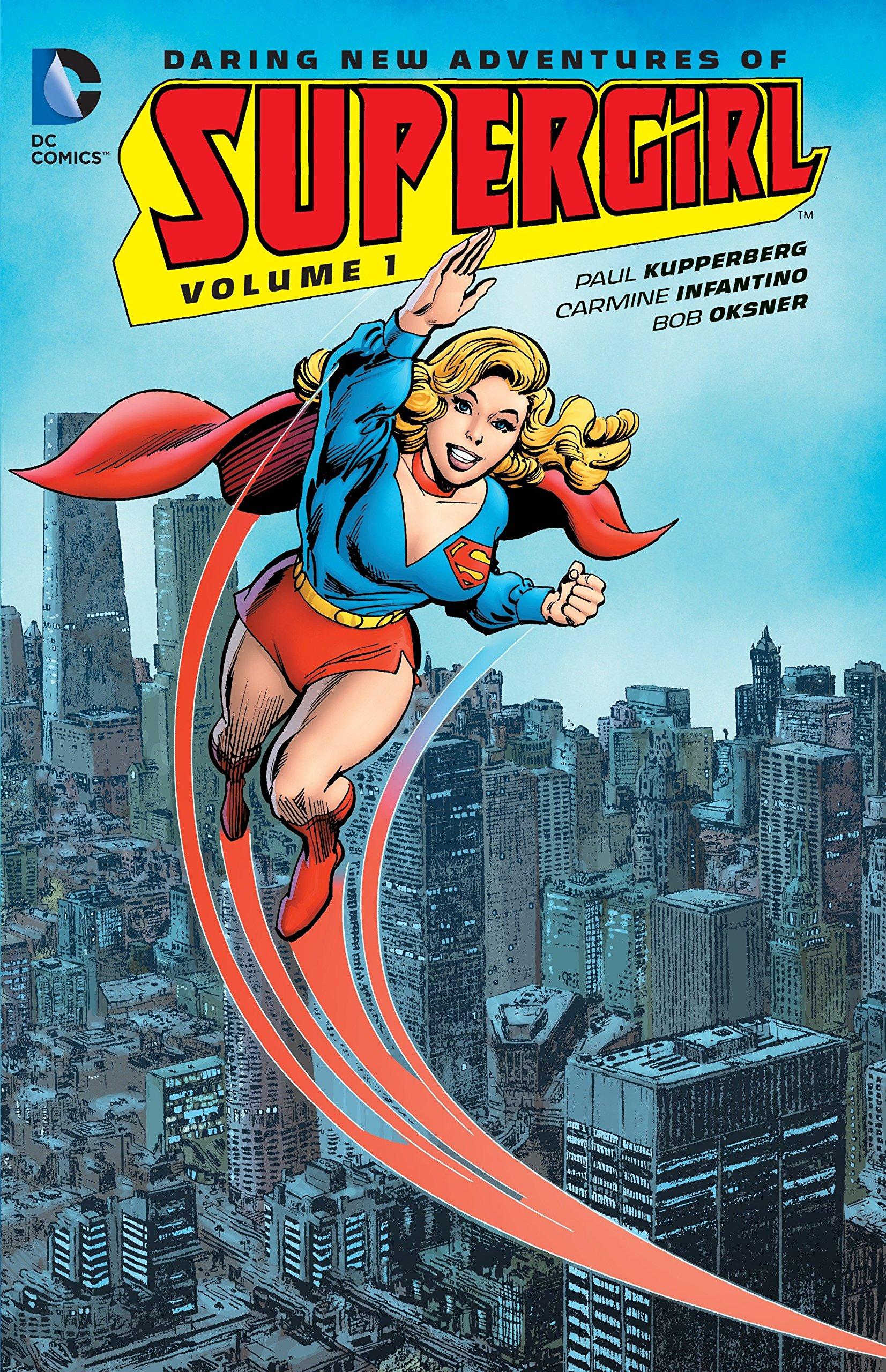 Daring New Adventures of Supergirl Vol. 1 pdf epub
