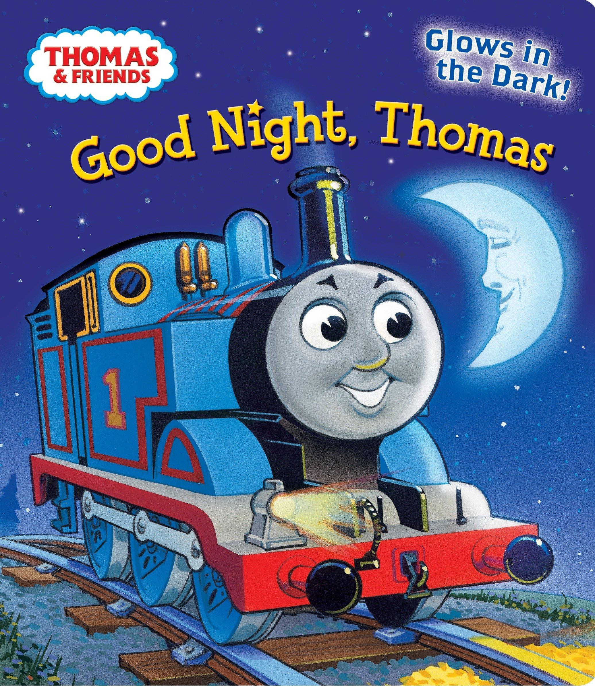 GOOD NIGHT,THOMAS-GL Board book – August 7, 2012 Rev. W. Awdry Random House 0307976971 Board books
