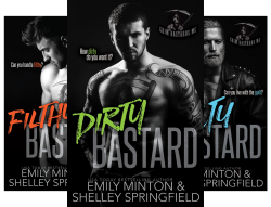 Grim Bastards MC (5 Book Series) by  Emily Minton Shelley Springfield