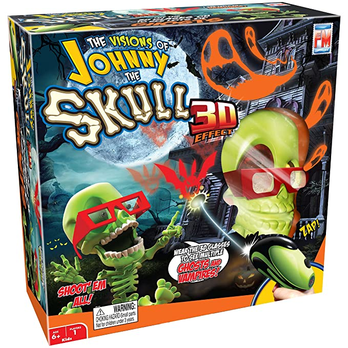Johnny The Skull 3D Game by Fotorama: Amazon.es: Juguetes y ...