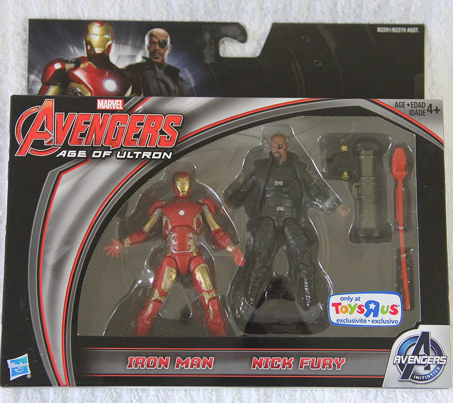 New Marvel Avengers Age of Ultron All Star Hulk 3.75-Inch Action Figure
