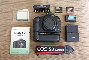 eos 5d mark ii 211mp full frame cmos digital slr camera canon usa