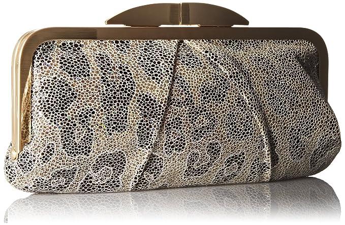 Amazon.com: HOBO Hayley Piel Embrague, Multi, talla única ...