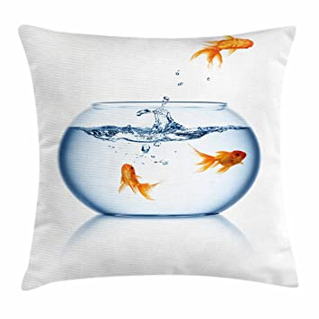 Amazon.com: Acuario Throw almohada funda de cojín by ...