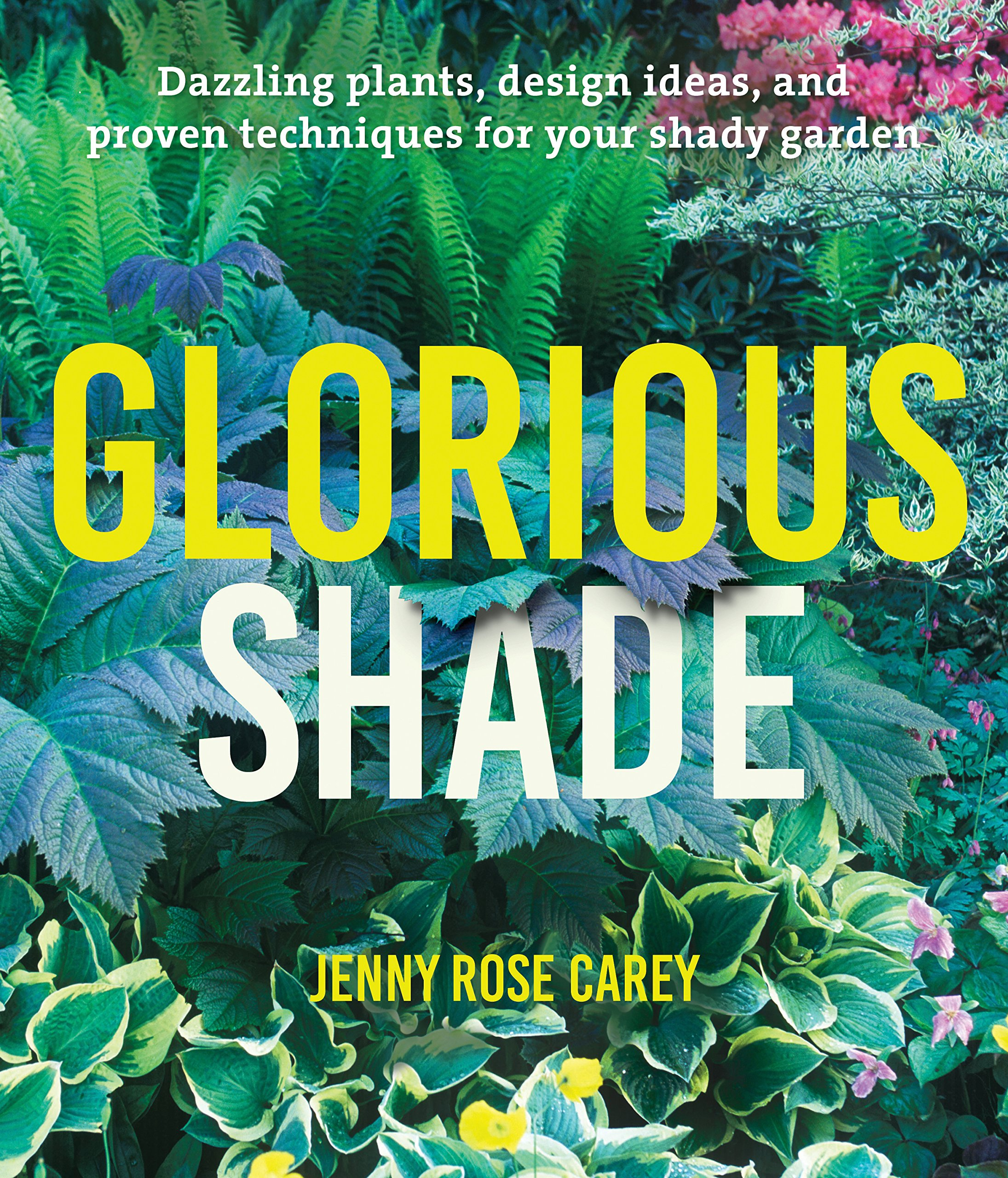 Glorious Shade: Dazzling Plants, Design Ideas, And Proven Techniques For  Your Shady Garden: Jenny Rose Carey: 9781604696813: Amazon.com: Books