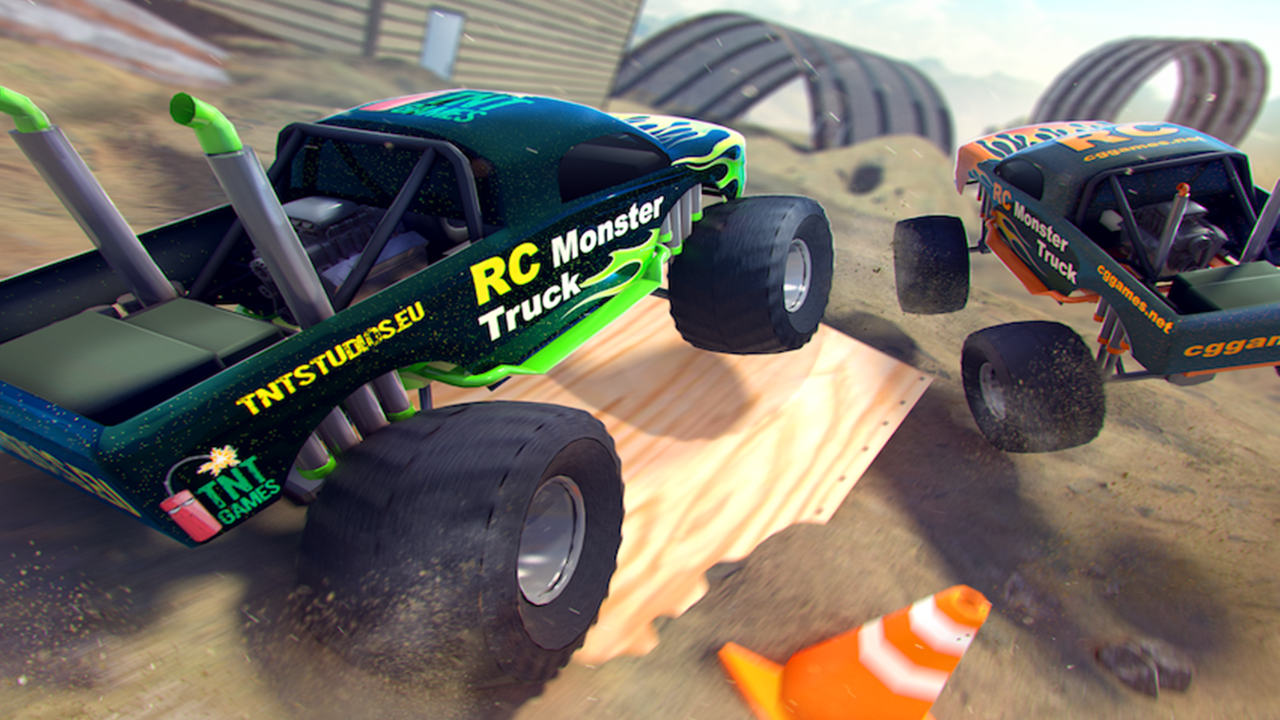 Amazon Com Rc Monster Truck Simulator Appstore For Android