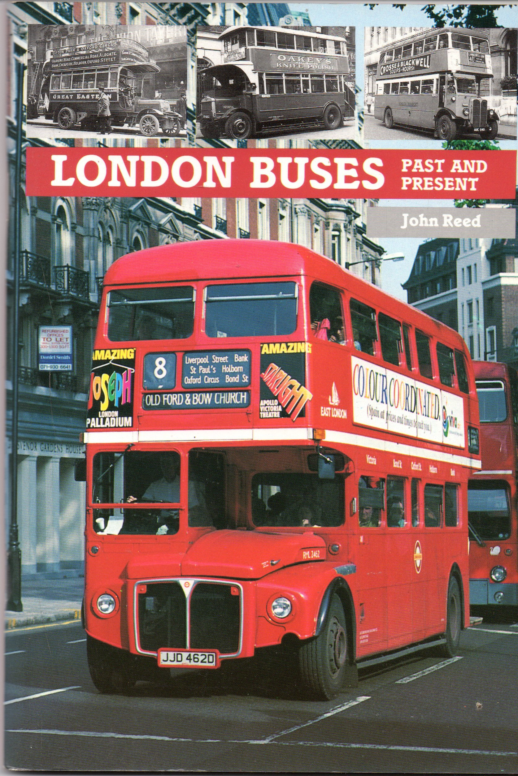 London Buses Past and Present