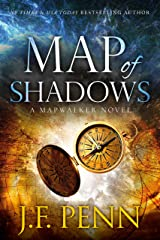 Map Of Shadows (Mapwalkers Book 1) Kindle Edition