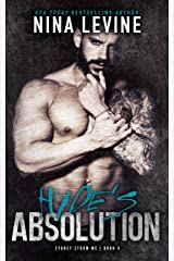 Hyde's Absolution: Sydney Storm MC Kindle Edition
