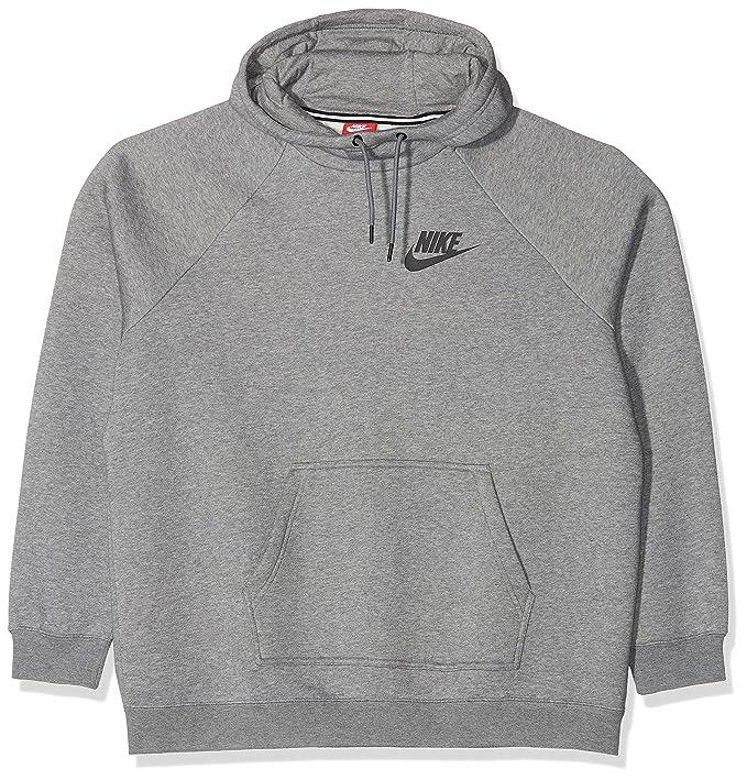Nike RALLY Felpa aperta grau Donna Abbigliamento Con la