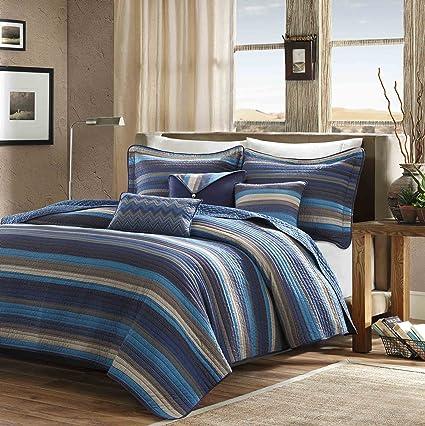 Amazon Madison Park Yosemite Kingcal King Size Quilt Bedding