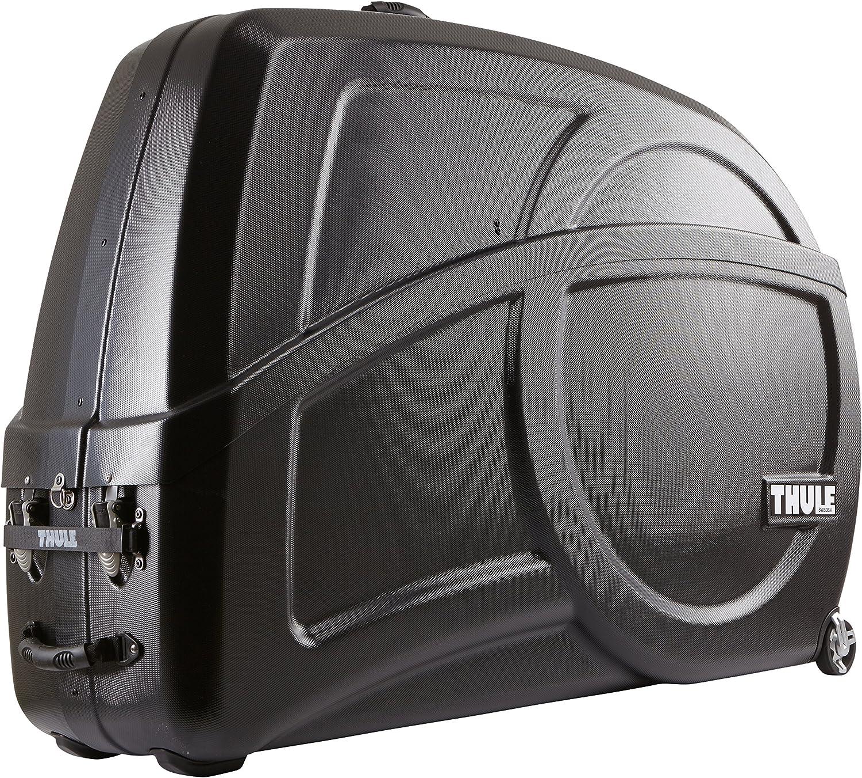 Thule TH100502 - Caja TH Portabicicleta Roundtrip Transit: Amazon ...
