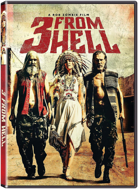 Amazon.com: Three From Hell: Sheri Moon Zombie, Bill Moseley ...