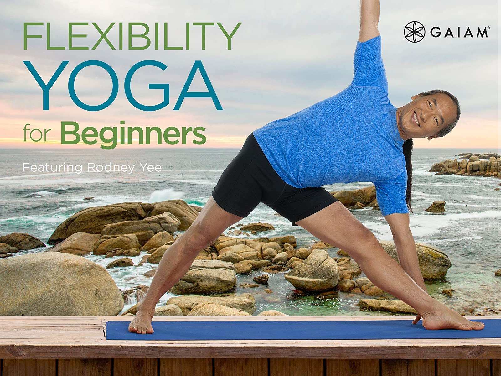 Watch Gaiam: Rodney Yee Advanced Yoga | Prime Video