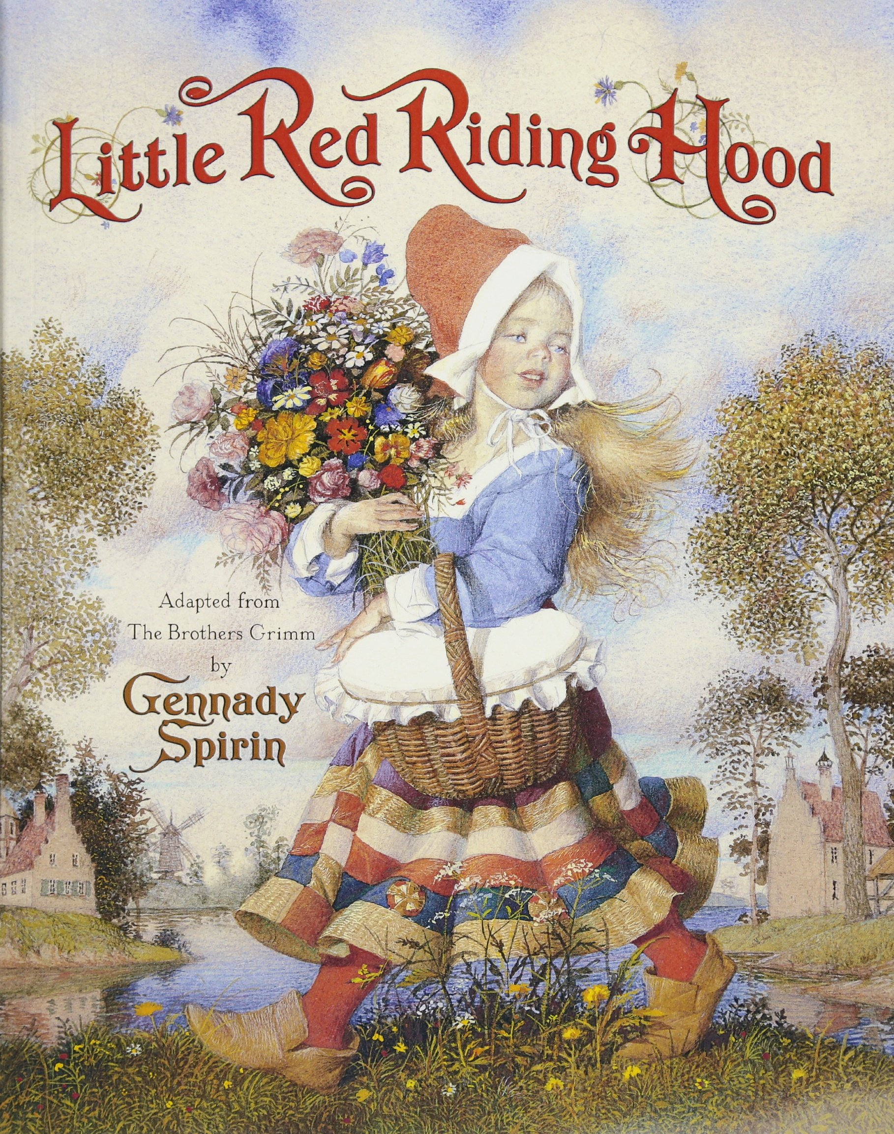 Little Red Riding Hood Spirin Gennady 9781477810477 Amazon Com