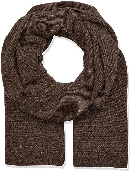 Stefanel Women s SCIARPA Links Scarf, Brown (marrone1264), One Size   Amazon.co.uk  Clothing 2c52fb480cf