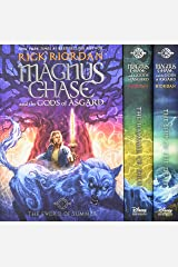 Magnus Chase and the Gods of Asgard Hardcover Boxed Set Hardcover