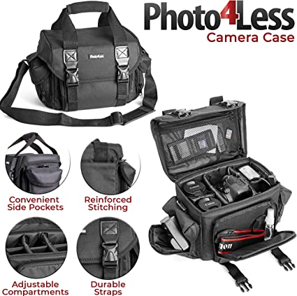 PHOTO4LESS Canon EOS Rebel SL3 (Black) product image 4