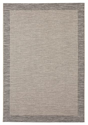 Balta Rugs Anderson Grey Indoor Outdoor Area Rug, 5 x 8