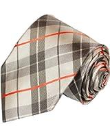 Cravate tartan 100% cravate en soie ( longueur 165cm )