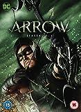 Arrow - Season 1-4 [DVD] [2016]