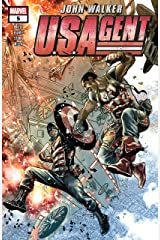 U.S.Agent (2020-) #5 (of 5) Kindle Edition