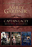 Captain Lacey Regency Mysteries Volume Three
