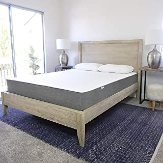 product image for Sure2Sleep Monterey Queen 10-inch Med Firm Mattress. Made in USA. Ventilated HyPUR-Gel. Sleeps Cool. CertiPUR-US.