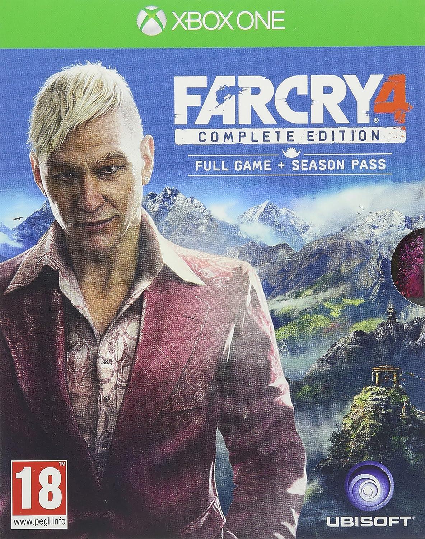 Far Cry 4 Complete Edition [Importación Inglesa]: Amazon.es ...