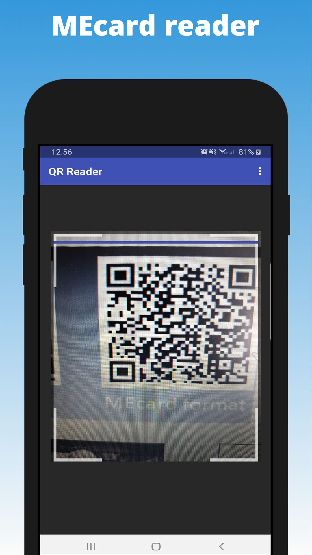 Amazon.com: QR reader - QR code scanner free App: Appstore