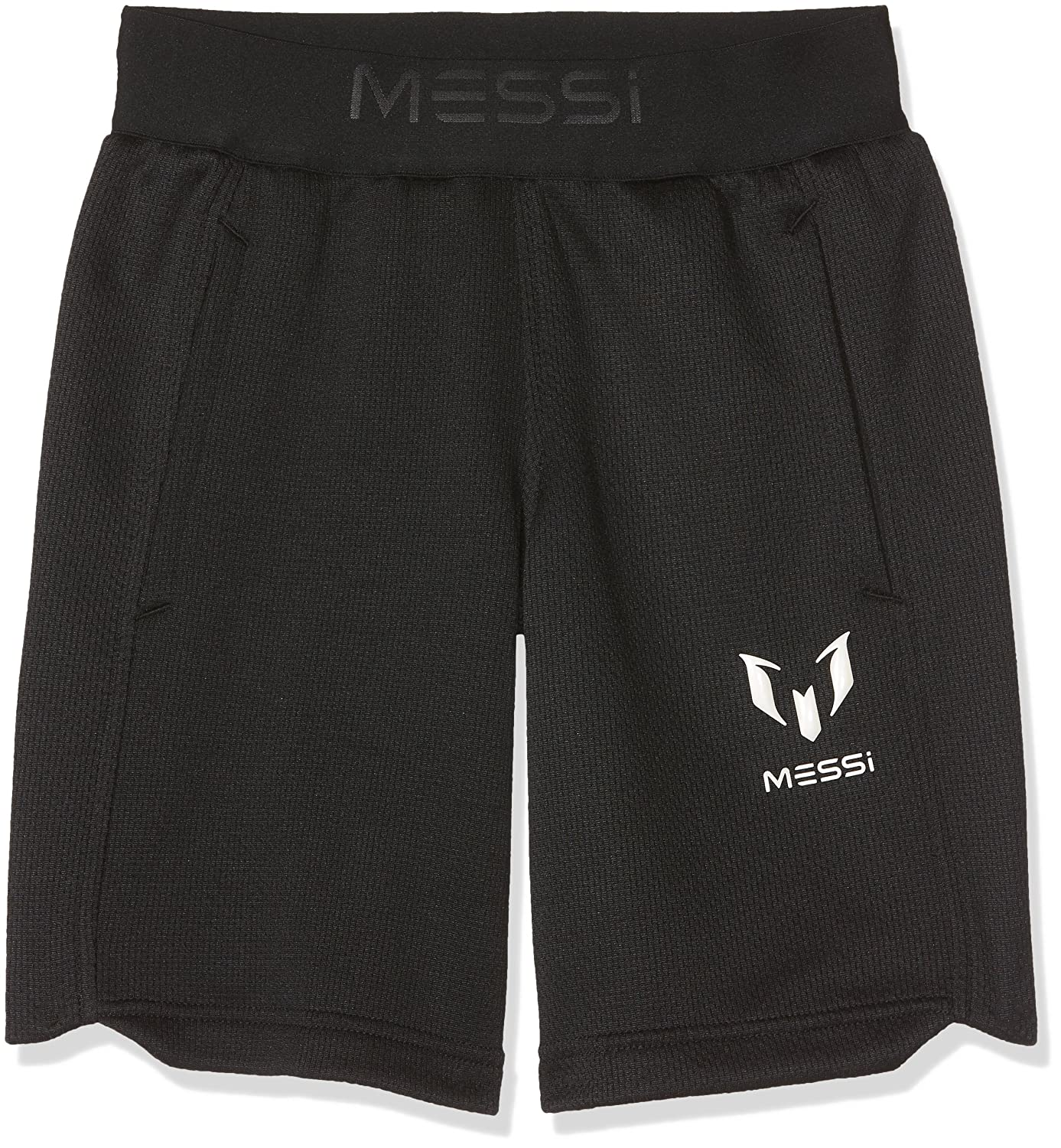 adidas Boys' Messi Knit Shorts CF7022
