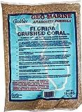 Carib Sea ACS00120 Crushed Coral for Aquarium, 15-Pound