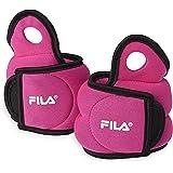FILA Accessories Wrist Weights Set, 4lb Set (2lbs Each)