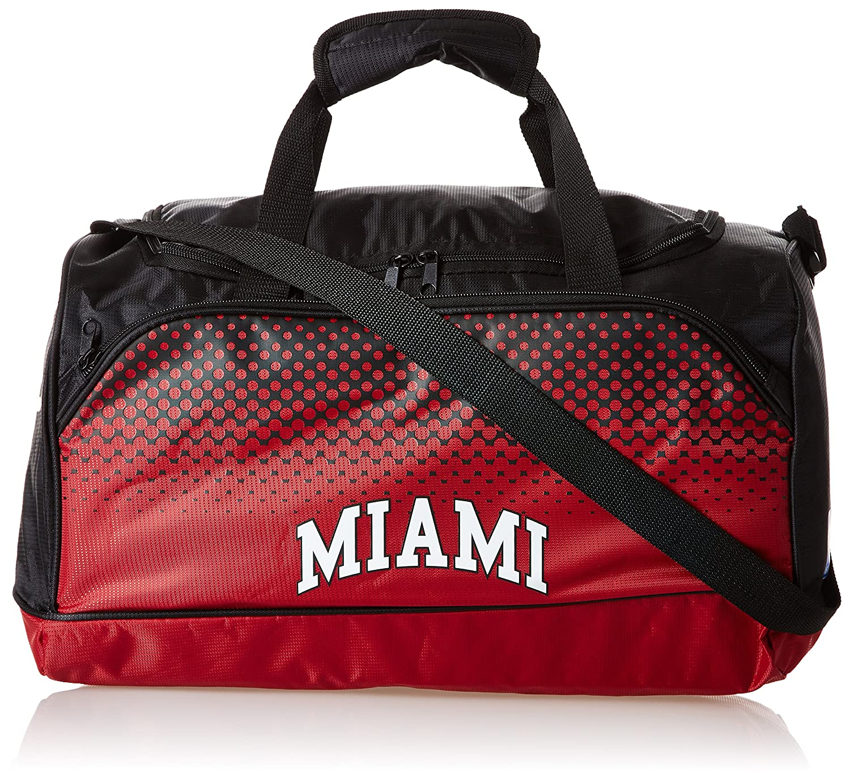 NBA Miami Heats - Bolsa de viaje deporte unisex, multicolor, talla única Forever 2382