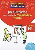 Vacaciónes Santillana, lectura, comprensión lectora, 3