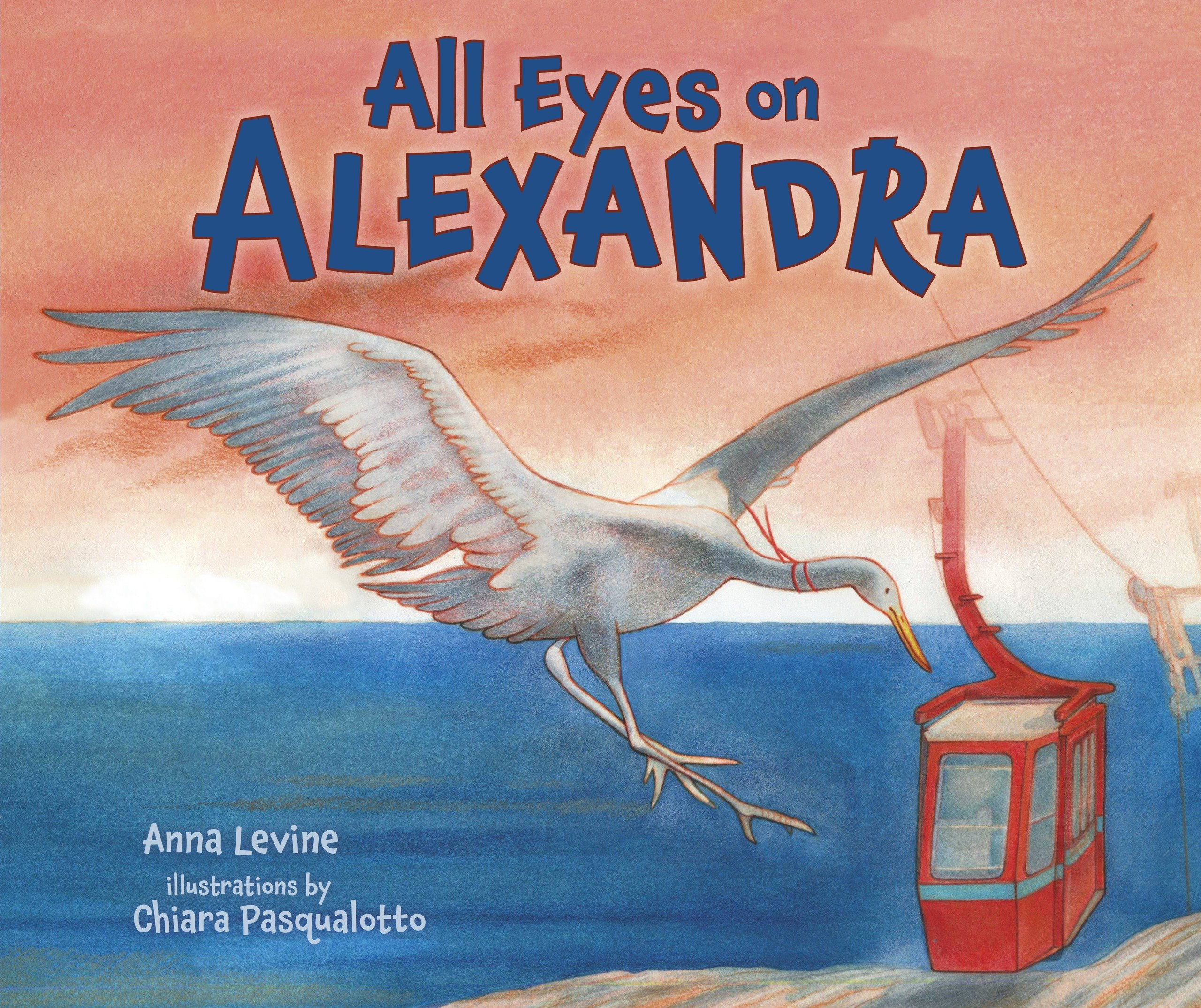 All Eyes on Alexandra by Kar-Ben Pub