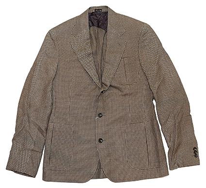 f3f89bb9a8 Ralph Lauren Polo RRL Mens Houndstooth Sport Coat Blazer Jacket ...