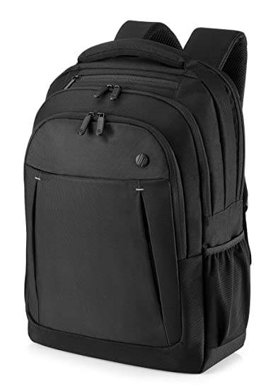 a7f2082574b HP 2SC67AA Business 17.3-inch Laptop Backpack (Black) - Buy HP 2SC67AA  Business 17.3-inch Laptop Backpack (Black) Online at Low Price in India -  Amazon.in