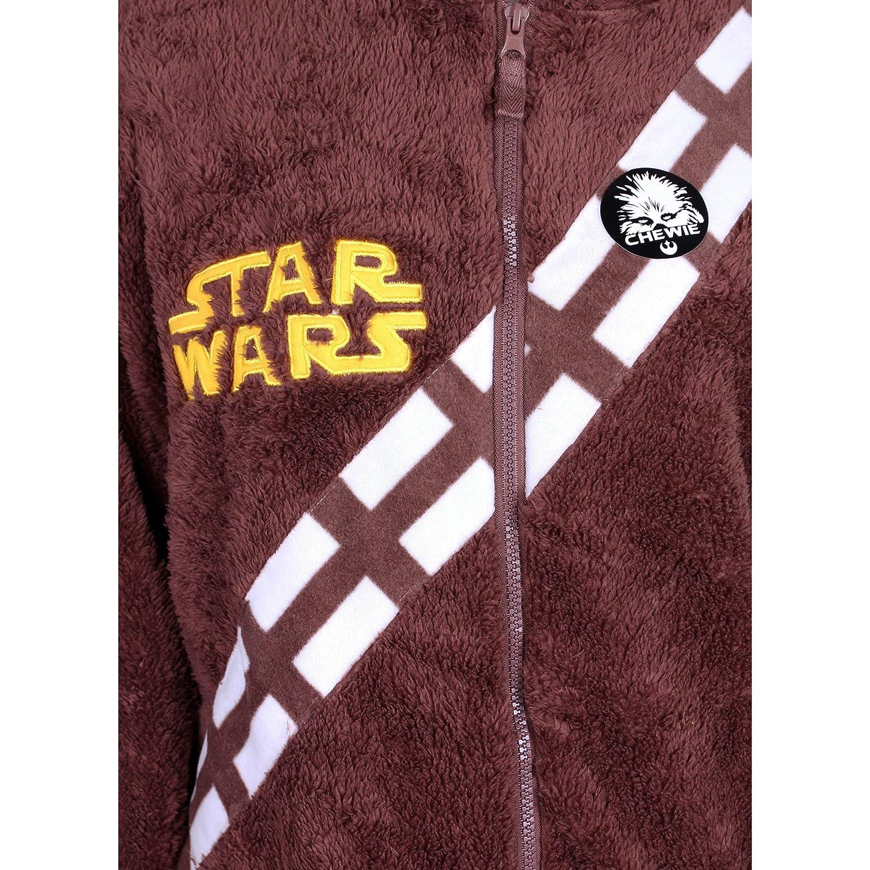 Star Wars - Pijama - para Hombre marrón M/L: Amazon.es: Ropa y accesorios
