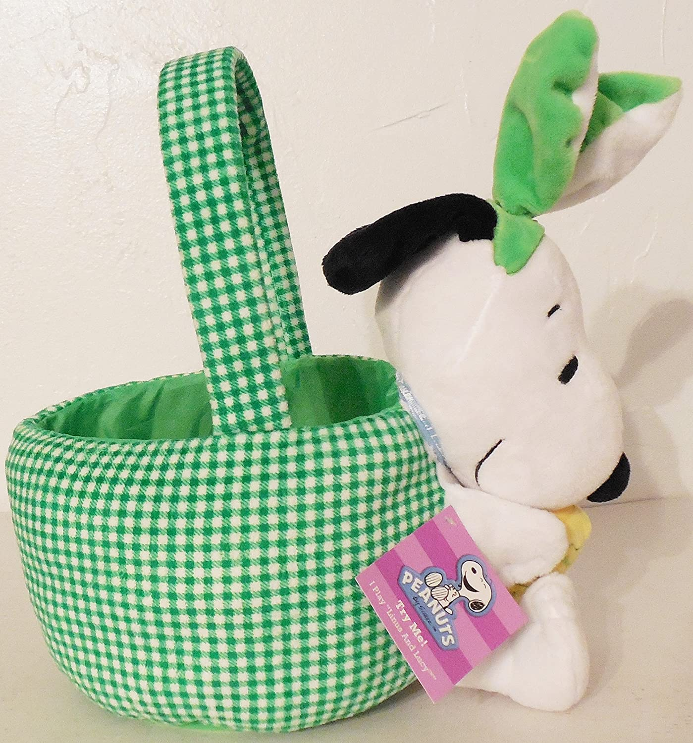 Snoopy Easter Baskets