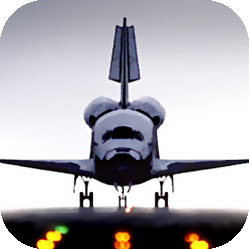 F-Sim Space Shuttle (Best Space Sim Games)