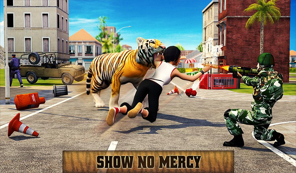 angry tiger revenge 2016 amazoncombr amazon appstore