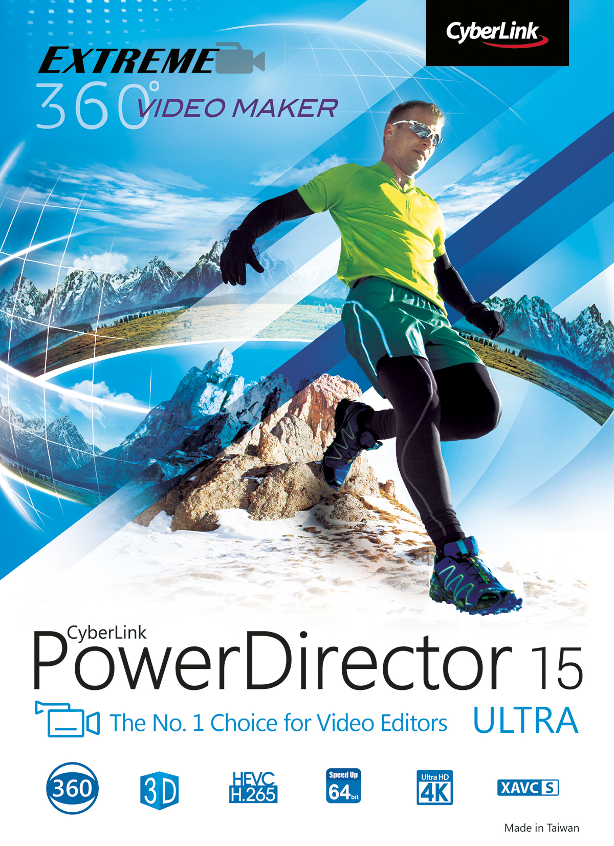 (CyberLink PowerDirector 15 Ultra [Download])