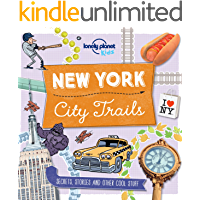 City Trails - New York (Lonely Planet Kids) (English Edition)